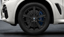 Комплект колес Star Spoke 748M Performance для BMW X5 G05