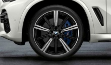 Комплект колес Star Spoke 749M Performance Bicolor для BMW X5 G05/X6 G06