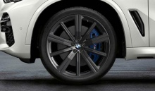 Комплект колес Star Spoke 749M Performance для BMW X5 G05/X6 G06