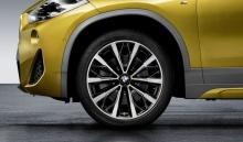 Комплект колес V-Spoke 573 для BMW X1 F48/X2 F39