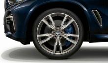 Комплект колес V-Spoke 747M для BMW X5 G05/X6 G06