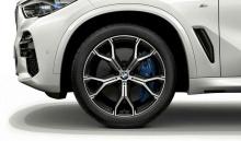 Комплект колес Y-Spoke 741M для BMW X5 G05/X6 G06