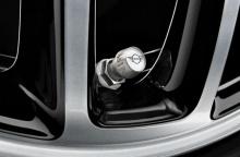 Комплект колпачков для клапана колесного диска MINI