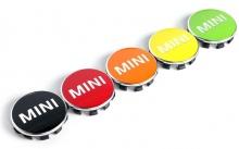 Комплект крышек для литых дисков MINI