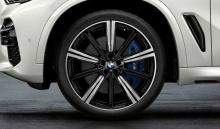 Комплект литых дисков BMW Star Spoke 749M, bicolor