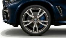 Комплект литых дисков BMW V-Spoke 747M, cerium-grey