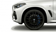 Комплект литых дисков BMW Y-Spoke 742M, jet black