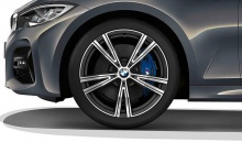 Комплект литых дисков Double Spoke 793 Individual для BMW G20 3-серия