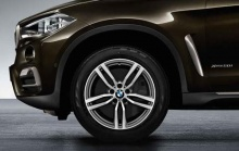Комплект литых дисков BMW M Double-Spoke 623