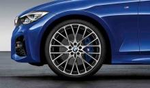 Комплект литых дисков M Performance Cross Spoke 794 для BMW G20 3-серия