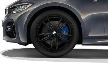 Комплект литых дисков M Performance Double Spoke 791 для BMW G20 3-серия