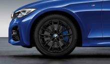 Комплект литых дисков M Performance Double Spoke 796 для BMW G20 3-серия