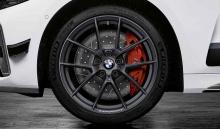 Комплект литых дисков M Performance Y-Spoke 898 для BMW G20 3-серия