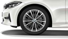 Комплект литых дисков Multi Spoke 781 Bicolor для BMW G20 3-серия