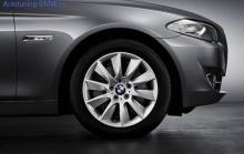 Комплект литых дисков Turbine Styling 329