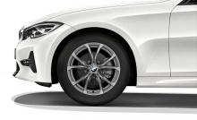 Комплект литых дисков V-Spoke 776 для BMW G20 3-серия