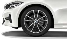 Комплект литых дисков V-Spoke 780 Bicolor для BMW G20 3-серия