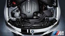 Комплект M Performance Power Kit для BMW F30/F32
