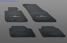 Комплект ножных ковриков AC Schnitzer для BMW X1 E84