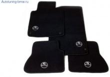 Комплект ножных ковриков G-POWER для BMW X5 E70