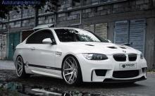 Обвес Prior Design для BMW E92/E93 3-серия