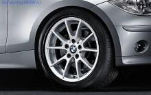 Комплект оригинальных дисков BMW Double-Spoke 178