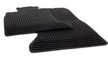 Резиновые ножные коврики для BMW F10 5-серия, передние