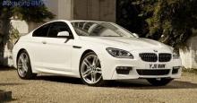 Комплект порогов M-Sport для BMW F13 6-серия