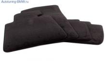 Велюровые коврики для BMW E63 6-серия