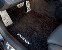 Комплект салонных ковриков для BMW E82 1-серии