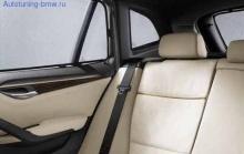 Комплект солнцезащитных штор BMW X1 E84