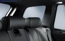 Комплект солнцезащитных штор для BMW X5 E70