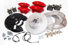 Комплект тормозной системы M Performance