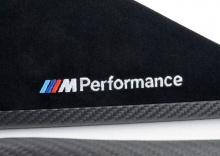 Комплект внутренней отделки M Performance для BMW F32 4-серия
