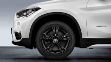 Комплект зимних колес Double Spoke 385 для BMW X1 F48/X2 F39
