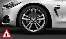 Комплект зимних колес Double Spoke 397 для BMW F30/F32