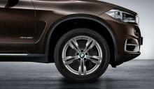 Комплект зимних колес Double Spoke 467M Performance для BMW X5 F15