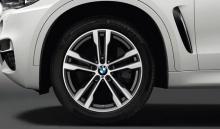 Комплект зимних колес Double Spoke 468M Performance для BMW X5 F15/X6 F16