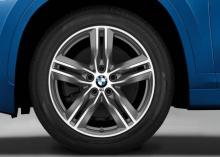 Комплект зимних колес Double Spoke 570M Performance для BMW X1 F48/X2 F39