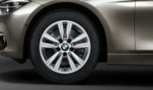 Комплект зимних колес Double Spoke 658 для BMW F30/F32