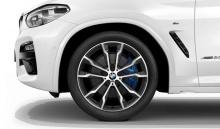 Комплект зимних колес Double Spoke 699M для BMW X3 G01/X4 G02