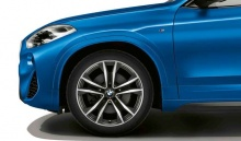 Комплект зимних колес Double Spoke 715M Performance для BMW X1 F48/X2 F39