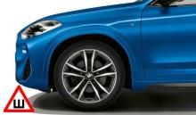 Комплект зимних колес Double Spoke 715M Performance для BMW X1 F48