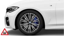 Комплект зимних колес Double Spoke 790M для BMW G20 3-серия