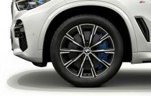 Комплект зимних колес Star Spoke 740M Performance для BMW X5 G05/X6 G6