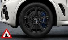 Комплект зимних колес Star Spoke 748M Performance для BMW X6 G06