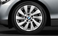 Комплект зимних колес Turbine Styling 381 для BMW F20/F22
