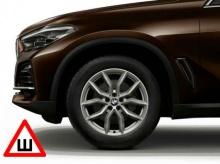 Комплект зимних колес V-Spoke 734 для BMW X5 G05/X6 G06