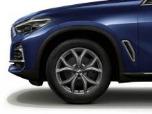 Комплект зимних колес V-Spoke 735 для BMW X5 G05/X6 G06