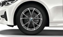 Комплект зимних колес V-Spoke 776 для BMW G20 3-серия